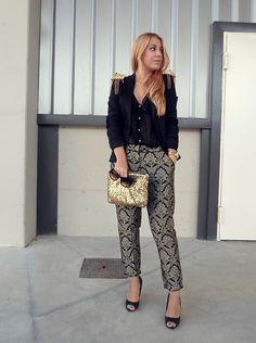 Zara Blazer, Pantssuiteblanco