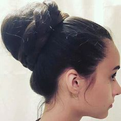 Low Buns, Big Bun, Beautiful Long Hair, Bun Hairstyles, Rapunzel, Hair Beauty, Indian, Long Hair Styles, Fashion