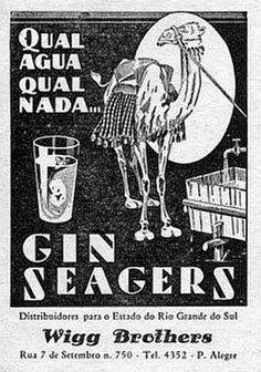 Propagandas antigas | Almanaque Gaúcho