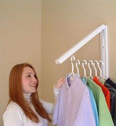 InstaHANGER Laundry Room Organizer
