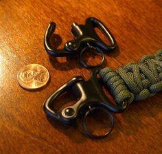 Stormdrane's Blog: Lanyard Snap Shackle - I like this closure, where can I find one?