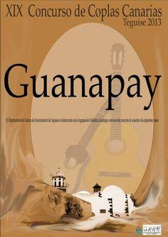 XIX Concurso de Coplas Canarias Guanapay en Teguise - http://gd.is/5EgM5H