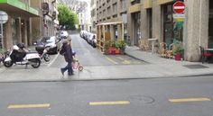 Veille action pour de saines habitudes de vie - Forum Priorité Piétons : imaginer et aménager la rue et la ville à l'échelle du piéton