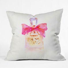 Marta Spendowska Perfume Series Couture Cushion Cover by Deny Designs on POP.COM.AU <3<3<3 @