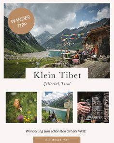 KLEIN TIBET im Zillertal - Mongolian Outdoor Travel - Mongolian tailor made trip Tibet, Europe Destinations, Les Continents, Road Trip, Taking Pictures, Outdoor Travel, Transformers, Travel Photography, Landscape Photography