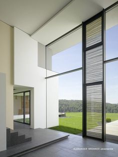 House am Oberen Berg, Stuttgart, 2007 - Alexander Brenner Architects