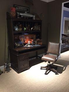 Universal Furniture Desk And Hutch