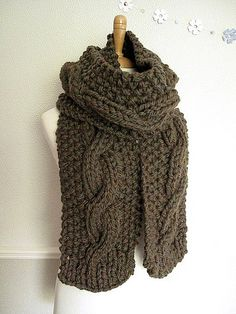 Another beautiful scarf