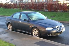 2002 Alfa 156 Sportivo. My fourth car and first Alfa Romeo. I still regret selling it!
