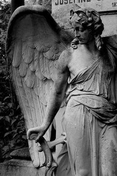 Angel Gabriel by Thiago R. Caetano, via Flickr #stone #angels