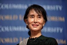 Suu Kyi...also went to LSR...my mom told me!