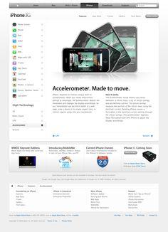 Apple - iPhone - Features - Accelerometer  (11.06.2008)