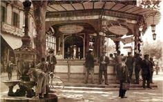 Font de Canaletes 1900