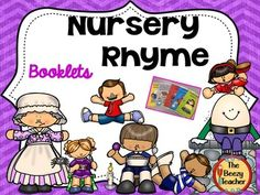 Nursery Rhyme Booklets - Real Time - Diet, Exercise, Fitness, Finance You for Healthy articles ideas Guided Reading Groups, Teaching Reading, Teacher Resources, Teaching Ideas, Reading Resources, Teaching Materials, Kindergarten Blogs, Kindergarten Reading, Classroom Activities