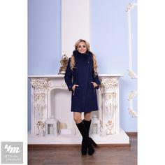 """Пальто Modus «Эльпассо букле крупное песец зима» (Тёмно-синий) http://lnk.al/2Uqc  Если вы мечтаете о теплом и одновременно стильном пальто, тогда смело выбирайте модели из нашего интернет-магазина женской одежды http://lnk.al/2Uqd Пальто """"Эльпассо"""" выполнено из высококачественного материала, прикосновение к этой ткани подарит вам незабываемые ощущения. Пальто с оригинальным воротником из меха песца закрывающим шею. С модными пальто от производителя вам обеспечено внимание мужчин и зависть…"""