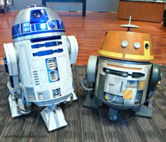 Vanessa Marshall Talks Star Wars Rebels and Star Wars VII Star Wars Vii, Star Wars Rebels, Lightsaber Design, Star Wars Droids, The Force Is Strong, Chopper, R2 D2, Hollywood Studios, Ninja Turtles