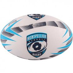 Ballon Supporteur Rugby Montpellier / Gilbert
