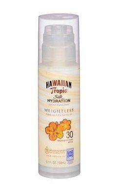 **Hawaiian Tropic Sunscreen