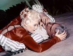 """Vintage Glamour Girls: Kim Novak & Jeff Chandler in """" Jeanne Eagels """""""