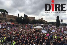 Rossoparma.com - #FamilyDay2016 , Circo Massimo pieno: Lega e Casapound marciano ancora su Roma. Renzi ora deve mostrare chi è