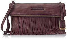 Women's Cross-Body Handbags - Heidi Fringe Crossbody -- You can get more details by clicking on the image.