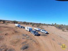 On The Road To The Big Red Bash - On The Road #vans and #campers #Birdsville #camper vans #campers #Canning Stock Route #Caravan #caravanning #Goldstream #Goldstream 1760 Pop Top #Isuzu #Jayco #Jayco Expanda caravan #Katherine #WA #Western Australia