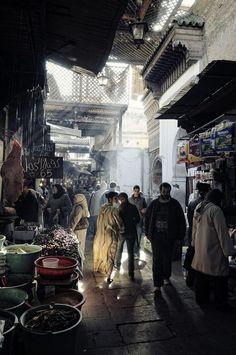 Markt @Fès, Marokko #afrika.nl | Getaway Travle