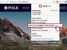 Online Image Editor   Pixlr Express