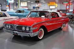 1960 Edsel Ranger CONVERTIBLE.  Last model year for the Edsel and the only one to feature a convertible.