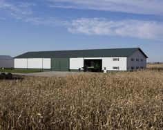 Tri K Farms Hybrid Farm Shop 187 Morton Buildings 187 4079