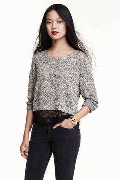 Fine-knit jumper - £7.99