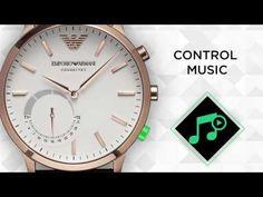 Emporio Armani Connected - Hybrid Smartwatch - YouTube