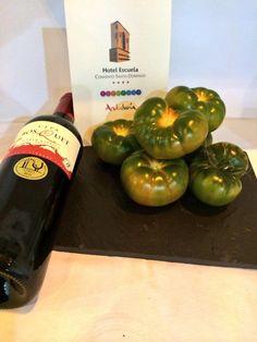 "Riquísimos tomates raf de Almería / Delicious ""raf"" tomatoes from Almería, by @avalverdehecsd"