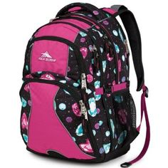 High Sierra Backpacks | Great Outdoors | Pinterest | High school ...