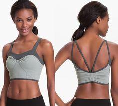 Karma Wear Minie bra. I've got this one in black.