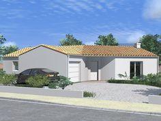 Construire à La Boissière-de-Montaigu, une maison de 6 pièces avec garage, Demandez une étude gratuite sur http://www.allianceconstruction.fr/pack-terrain-plus-maison/pack-terrain-plus-maison-pack-18960.html