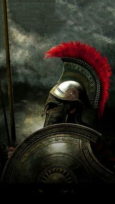 Spartan Helmet, Spartan Warrior, Ancient Rome, Ancient Greece, Spartan Tattoo, Mythology Tattoos, Greek Warrior, Warrior Tattoos, Roman Soldiers