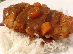 Gluten-free Japanese curry sauce