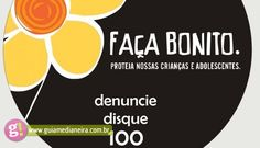 Faça Bonito: 18 de maio é dia de combate ao abuso e à exploração sexual contra crianças e adolescentes Em Medianeira, apenas no ano passado, o Conselho Tutelar, atendeu 40 denúncias de abuso sexual