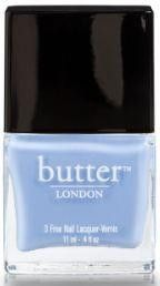 #GHDpastels #pastels #periwinkle Love this periwinkle pastel blue colour! Butter London 'Sprog' from peachyclean.com.au