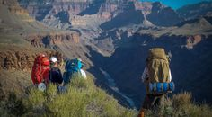 Grand Canyon Backpac