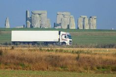 """Plans to build a major traffic tunnel under the Stonehenge World Heritage site in England have prompted outrage from historians, describing the roadway as an """"act of vandalism."""" AP Photo/John Miller/National Trust/PA)"""