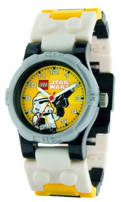 LEGO Kids' 9002922 Gi joe Storm Trooper Watch review    Posted by onlinewatchcartoon on Sunday, March 4, 2012