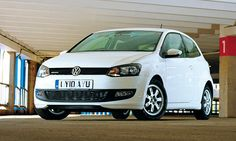 VW Polo BlueMotion 1.2tdi75....soooo wish these were available in the U.S. .....I've heard they get 70+ mpg