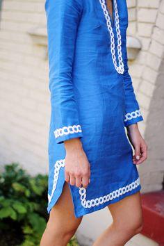 so cute. summer blue.