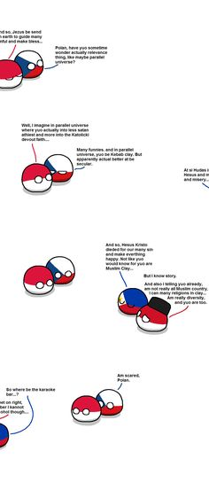 Parallel Universe is just east of here- Polandball