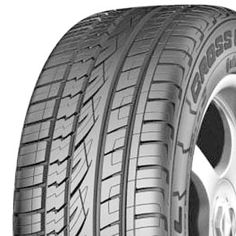 The CrossContact UHP has been developed by Continental for high performance 4x4s and SUVs and uses a silica-enhanced tread compound to combine wet and dry road grip with rolling resistance comparable to passenger car tyres. £164 www.goodgrip.co.uk/continental