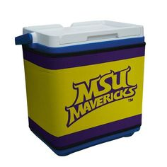 Minnesota State Mankato Mavericks Ncaa Rappz 18qt Cooler Cover - VIC-810009MAN-002