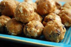 Healthy Paleo Nutty Energy Balls - www.thenutritionwatchdog.com