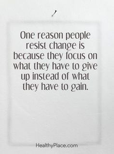 Quotes on Mental Health and Mental Illness Quote on mental health: One reason people resist change is because they focus on what they have to live up instead of what they have to gain. How To Apply Makeup, Wise Words, Me Quotes, Story Quotes, People Quotes, Wall Quotes, Famous Quotes, Mental Health, Self